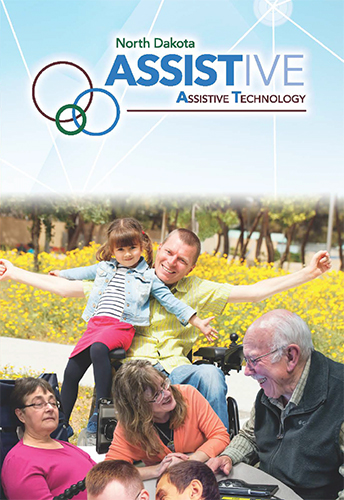 North Dakota Assistive brochure