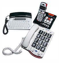 Provide a variety of specialized telecommunications equipment free of charge.